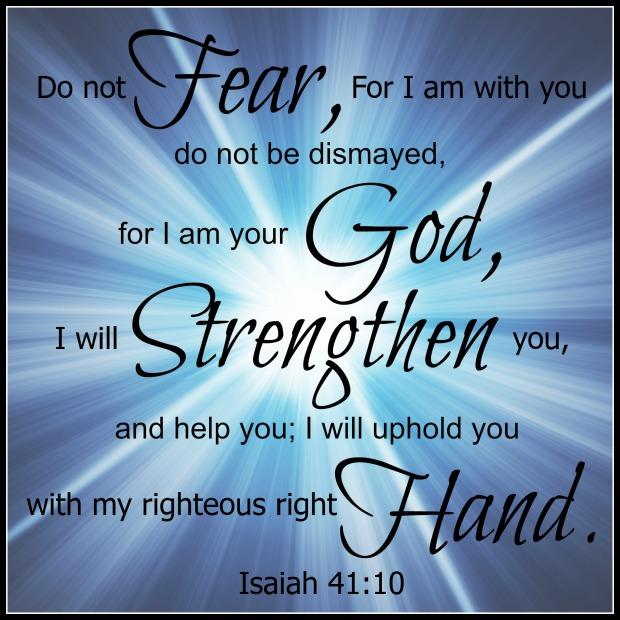 Isaiah41;10