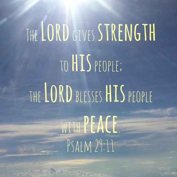 Psalm 2911