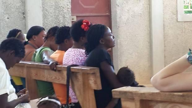 church Babaco, Haiti