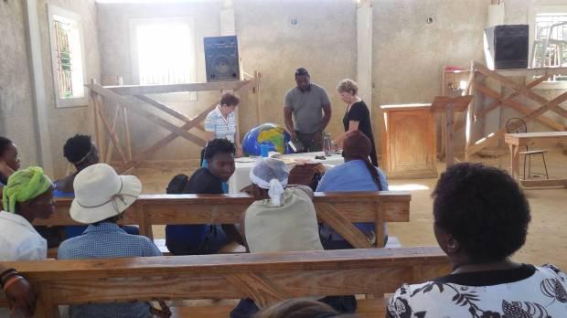 Babaco ladies bible study