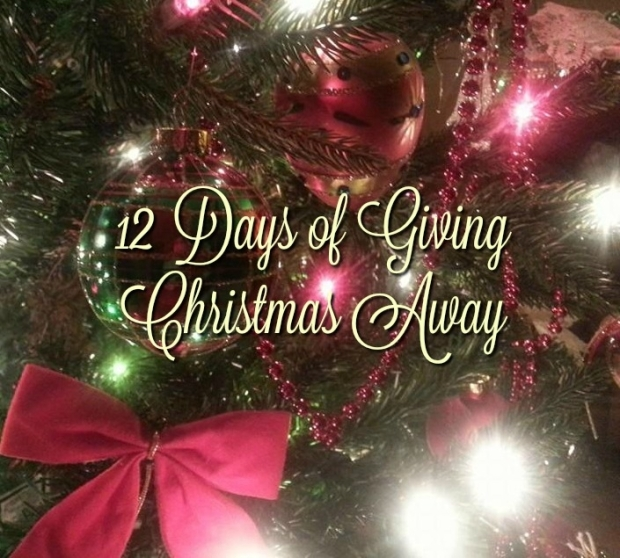 12 days of giving christmas away
