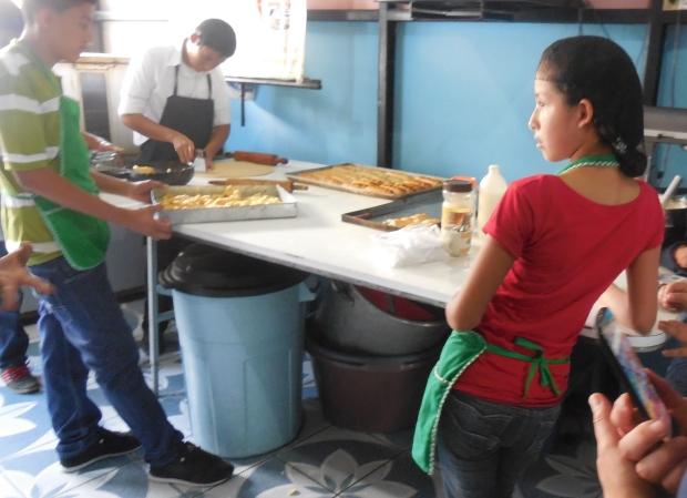 ES baking